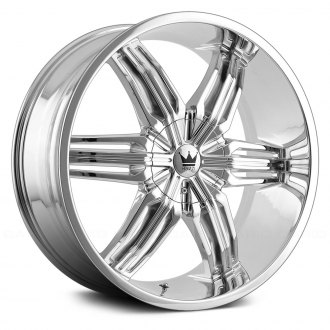 MAZZI® - RUSH 792 Chrome