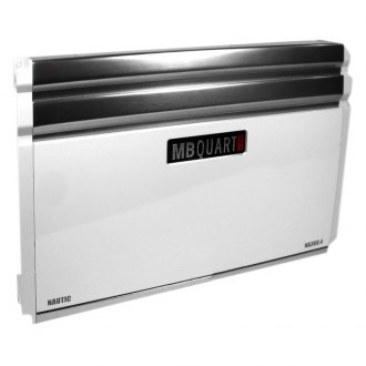 MB Quart® - Nautic Series Class AB 4-Channel 360W Amplifier