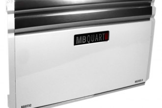 MB Quart® - Nautic Series Class SQ 4-Channel 360W Amplifier