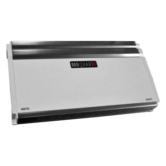 MB Quart® - Nautic Series Class AB 6-Channel 540W Amplifier