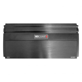 Onyx Series Class D 5-Channel 1100W Bridgeable Amplifier