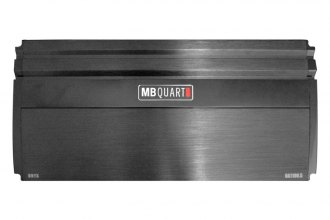 MB Quart® - Onyx Series Class D 5-Channel 1100W Bridgeable Amplifier