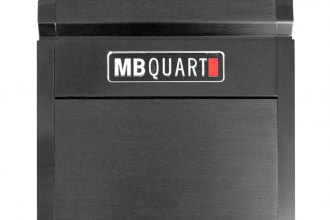 MB Quart® - Onyx Series Class SQ 2-Channel 240W Bridgeable Amplifier