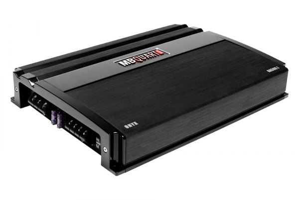 MB Quart® - Onyx Series Class Q1 Mono 500W Non-Bridgeable Amplifier