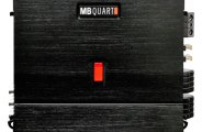 MB Quart® - MYKRO Series Class D Amplifiers