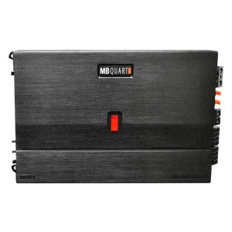MB Quart® - MYKRO Series Class D 5-Channel 740W Amplifier
