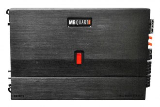 MB Quart® - MYKRO Series Class D 5-Channel 740W RMS Amplifier