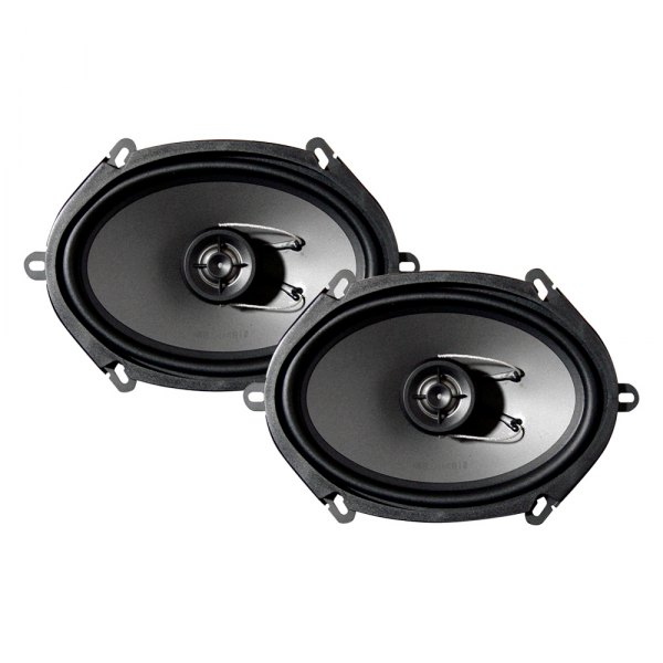"MB Quart® - 5""x7"" / 6""x8"" 2-Way Formula Series 150W Coaxial Speakers"