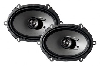 "MB Quart® - 5"" x 7"" / 6"" x 8"" 2-Way Formula Series 150W Coaxial Speakers"