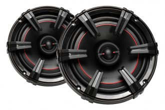 "MB Quart® - 6-1/2"" 2-Way Onyx Series 80W Coaxial Speakers"
