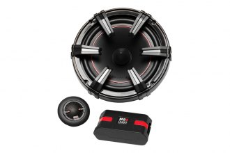 "MB Quart® - 5-1/4"" 2-Way Onyx Series 80W Component Speaker System"