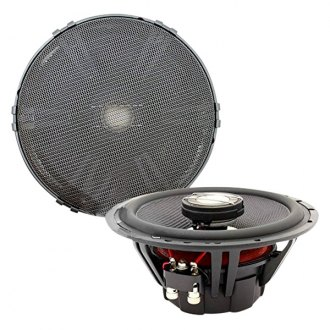 "MB Quart® - 6-1/2"" 2-Way Premium Series 150W Coaxial Speakers"