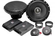 "MB Quart® - 6-1/2"" 2-Way Premium Series 150W Component Speakers"