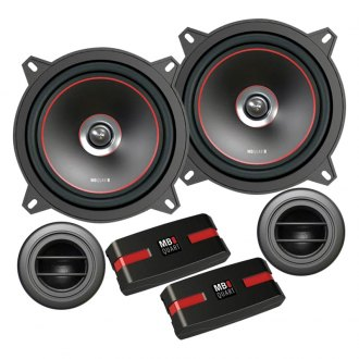 "MB Quart® - 5-1/4"" Reference Series 90W Component Speakers"