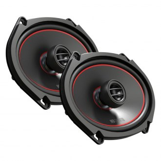 "MB Quart® - 5"" x 7"" / 6"" x 8"" 2-Way Reference Series 110W Coaxial Speakers"