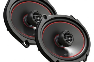 "MB Quart® - 6x8"" Reference Series 110W Coaxial Speakers"