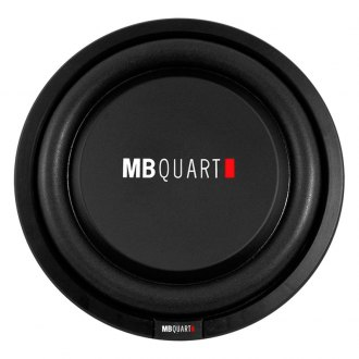 "MB Quart® - 8"" Reference Series Low Profile 400W 4 Ohm DVC Subwoofer"