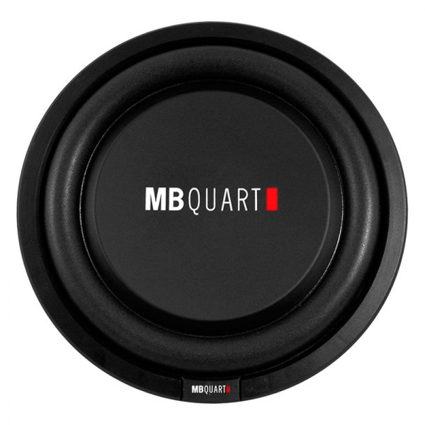 "MB Quart® - 10"" Low-Profile Reference Series 600W DVC Subwoofer"