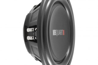 "MB Quart® - 12"" Reference Series Low Profile 600W 4 Ohm DVC Subwoofer"