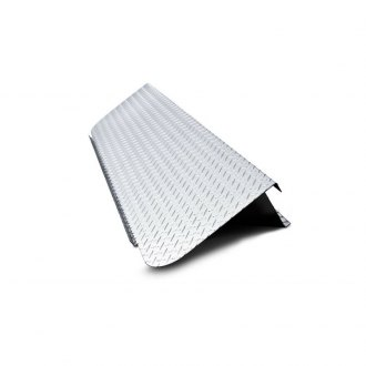 MBRP® - Checker Plate Cover for Smokers T-Pipe