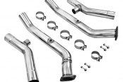 MBRP® - T409 Stainless Steel Off-Road H-Pipe