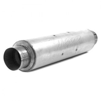 MBRP® - Installer Series™ Aluminized Steel Round Muffler