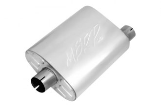 MBRP® - Installer Series™ Aluminized Steel Oval Chambered Core Muffler