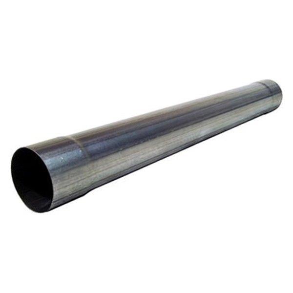 Mbrp Aluminized Steelsel Muffler Delete Pipe