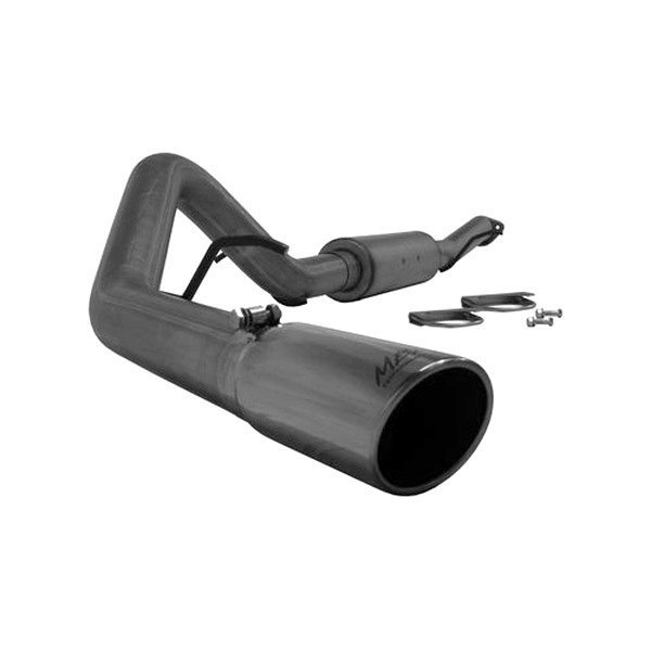 MBRP® - Installer Series™ Aluminized Steel Single Cat-Back Exhaust System