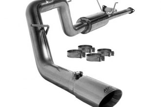 MBRP® - Pro Series™ Stainless Steel Cat-Back Exhaust System