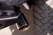 MBRP® - Installer Series™ Cat-Back Exhaust System - Single Side Exit