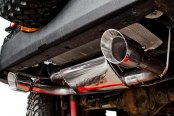 MBRP® - Black Series™ Axle-Back Exhaust System