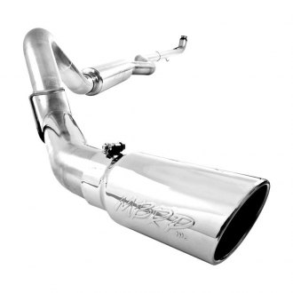 MBRP® - Pro Series™ Off-Road 304 SS Downpipe-Back Diesel Exhaust System