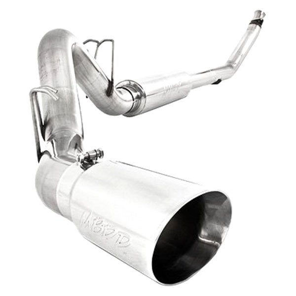MBRP® - Pro Series™ Turbo-Back Diesel Exhaust System - Single Side Exit