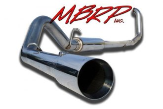 MBRP® - XP Series™ Stainless Steel Turbo-Back Diesel Exhaust System