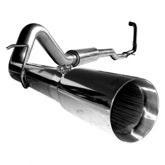 MBRP® - Pro Series™ 304 SS Turbo-Back Diesel Exhaust System