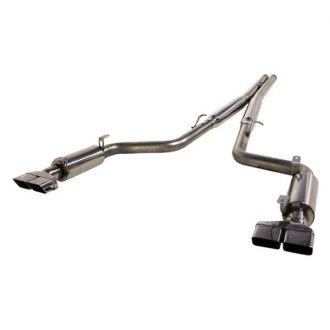 MBRP® - Pro Series™ Race 304 SS Cat-Back Exhaust System