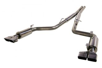 MBRP® - Pro Series™ Race Stainless Steel Cat-Back Exhaust System