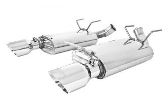 MBRP® - Pro Series™ Axle-Back Exhaust System