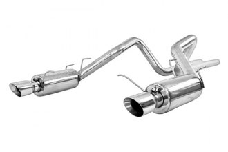 MBRP® - Pro Series™ Street Stainless Steel Cat-Back Exhaust System
