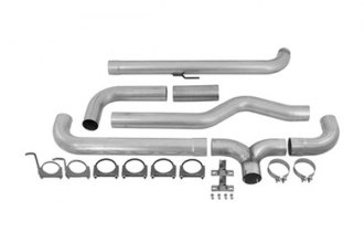 MBRP® - Installer Series™ Down Pipe-Back Exhaust System with Stack System