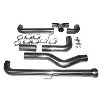 MBRP® - Installer Series™ Aluminized Steel Downpipe-Back Exhaust System