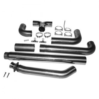 MBRP® - XP Series™ Turbo-Back Exhaust System - Dual Smokers™ Stack Kit
