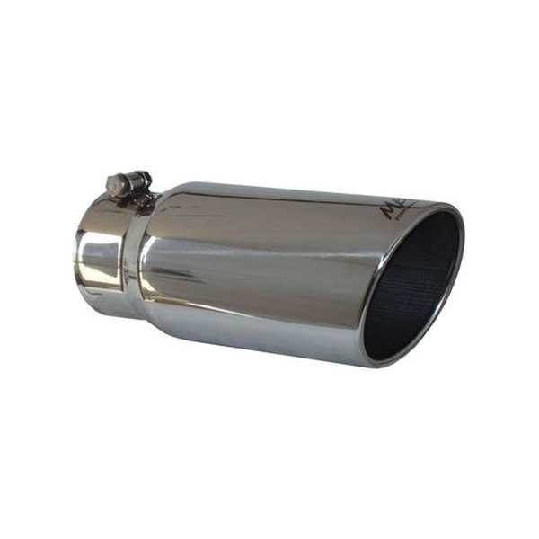 MBRP® - T304 Stainless Steel Angled Rolled End Tip