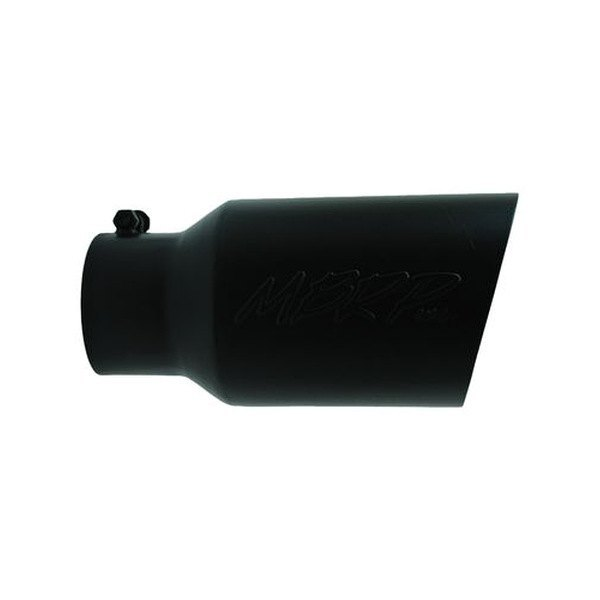 MBRP® - Black Dual Wall Angled Tip