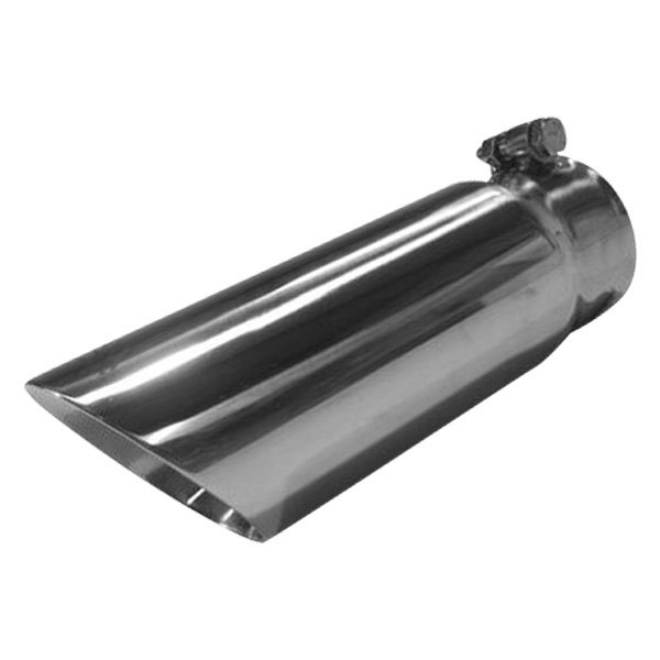 MBRP® - T304 Stainless Steel Dual Wall Angled Tip