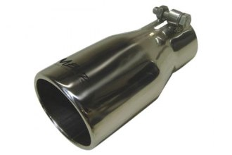 MBRP® - Polished Rolled Straight Exhaust Tip