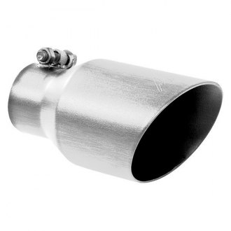 MBRP® - Polished Round Dual Wall Angled Tip