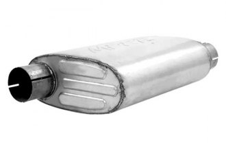MBRP® - Installer Series™ Aluminized Steel Oval Core Muffler