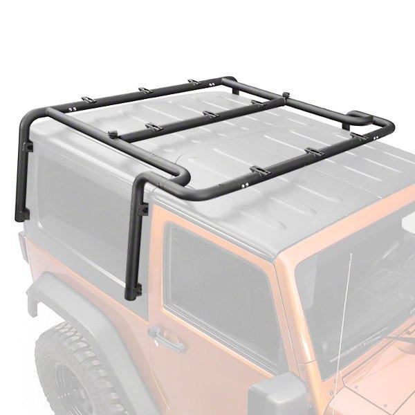 Jeep Wrangler Luggage Rack: Jeep Wrangler 4 Doors 2007 Roof Rack System